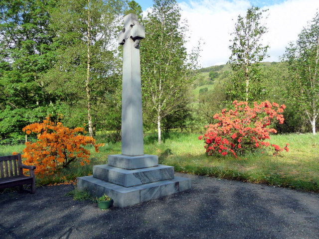 Troutbeck War Memorial, Troutbeck, Cumbria