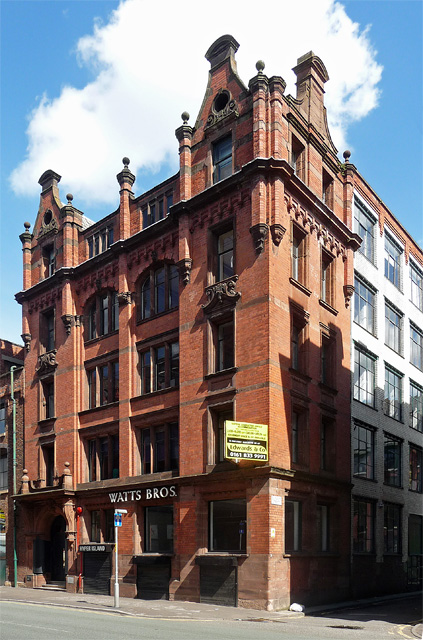 24 Lever Street, Manchester