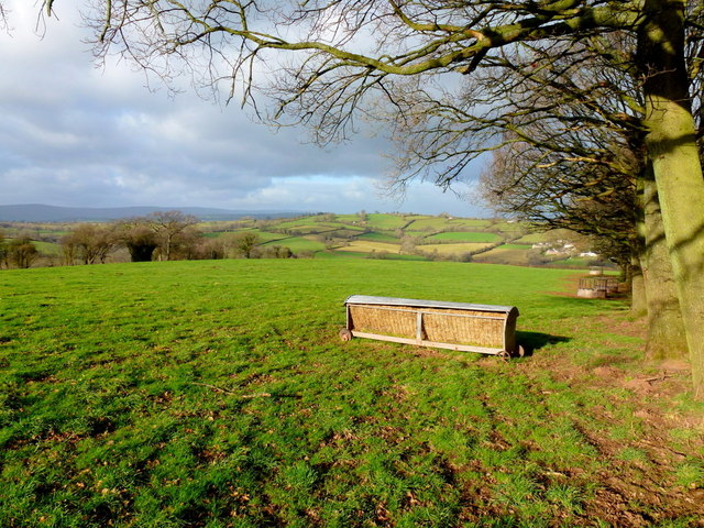 View from Barns Farm