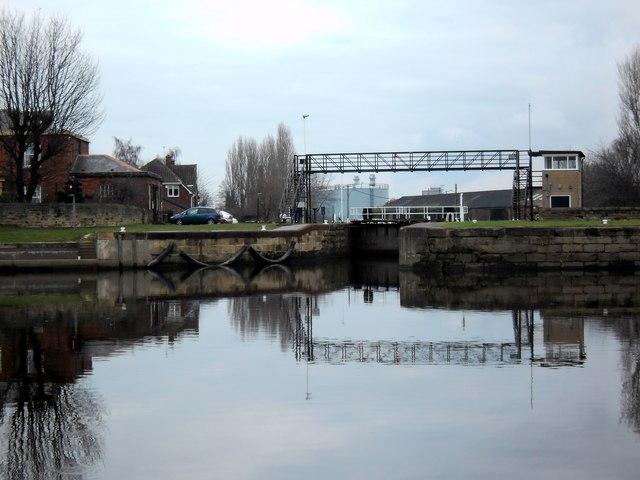 Castleford Lock