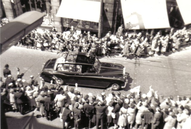 The Queen & Prince Philip's visit to Wolverhampton