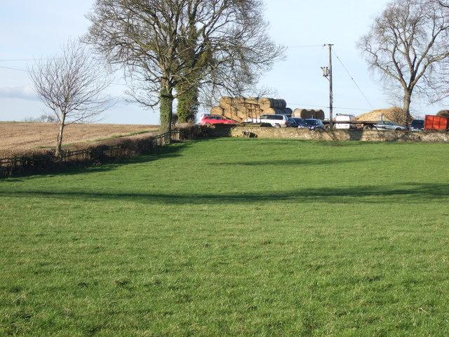 Farmland, Norwood House Farm