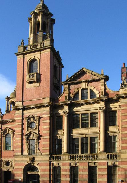 Leeds - Oxford Chambers
