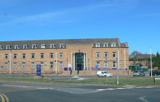Kidderminster Police Station