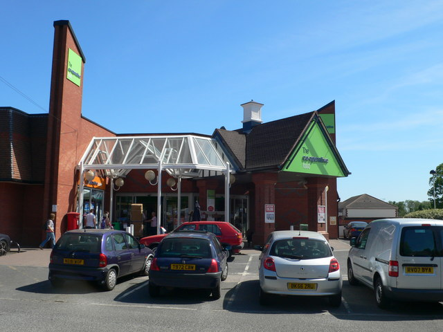 Co-operative Store, Kidderminster