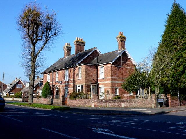 House on Wimborne Rd
