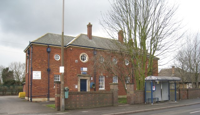 Stainforth Police Station