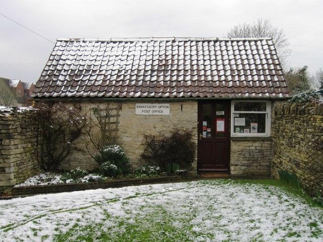 Post Office, Hawkesbury Upton