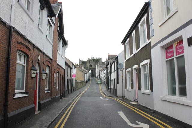 Upper Gate Street, Conwy