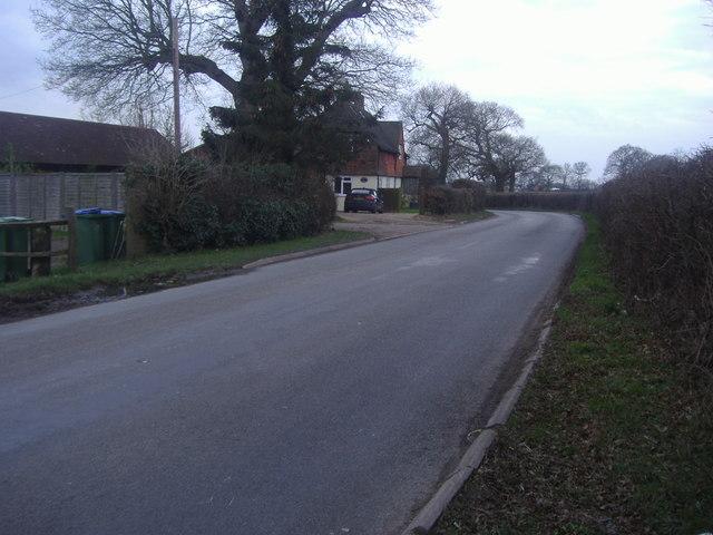 Newdigate Road, Rusper
