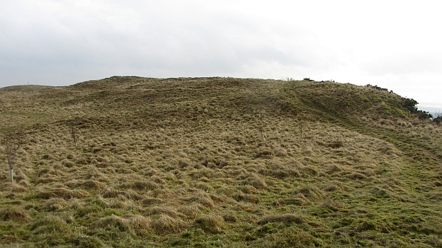 Craigluscar hill fort