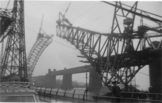 Runcorn-Widnes bridge