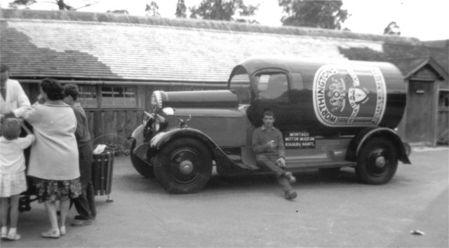 Worthington Bottle Vehicle