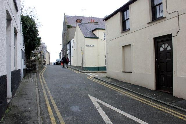 Chapel Street, Conwy