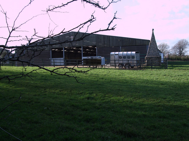 Snap Farm buildings