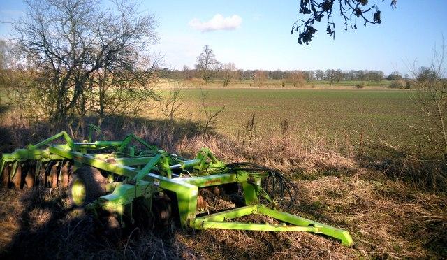 Fields North of Pyrton