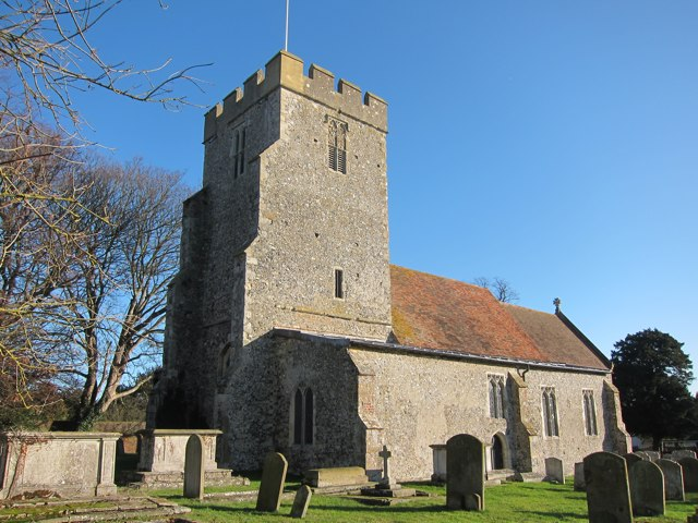 Church of St Andrew, Wickhambreaux