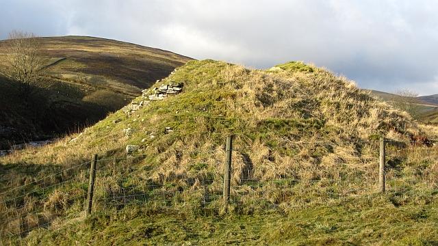 Ewes Castle