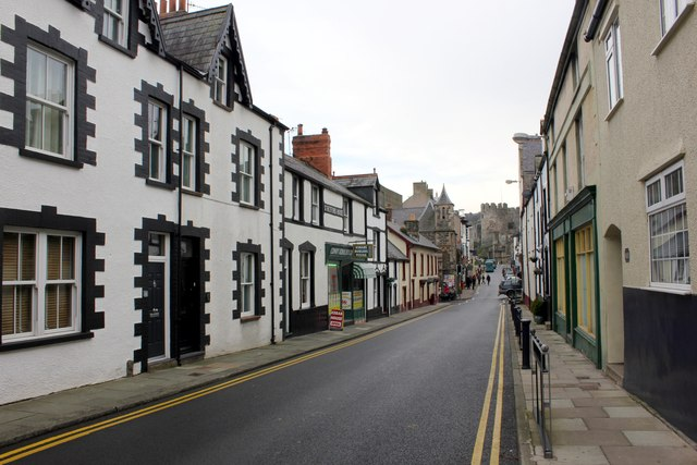 Berry Street, Conwy