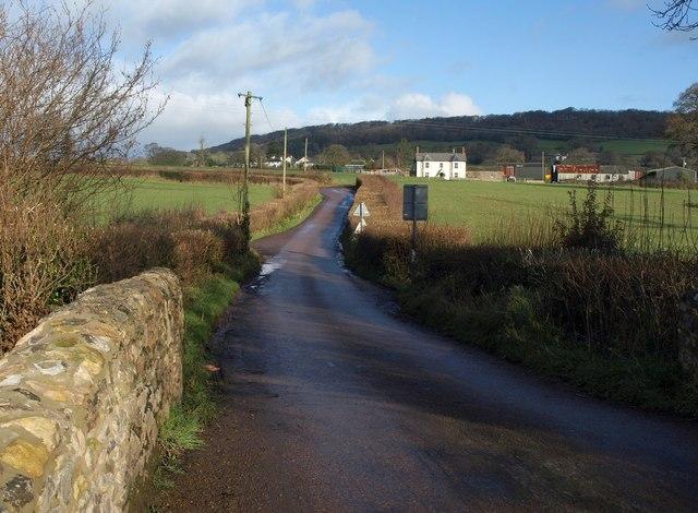 Weston Lane