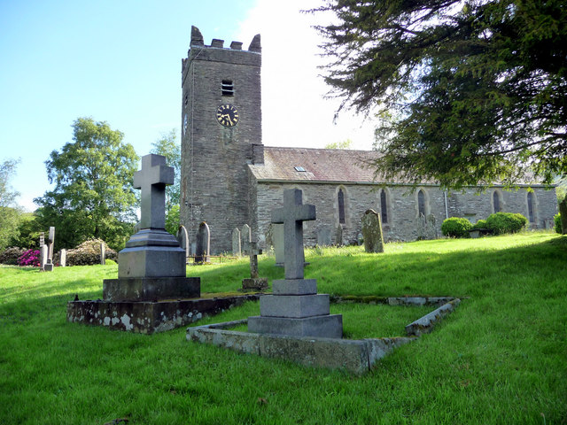 Jesus Church, Troutbeck, Cumbria