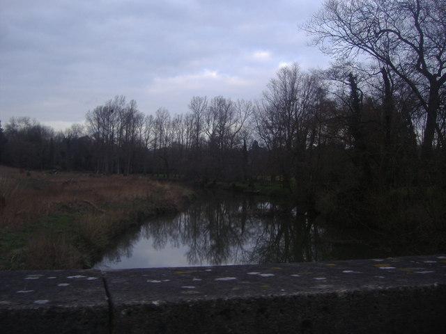 Bridge over the River Mole, Betchworth