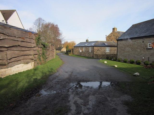Littlemoor Lane, Thorner