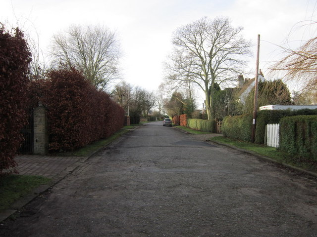 St John's Avenue, Thorner