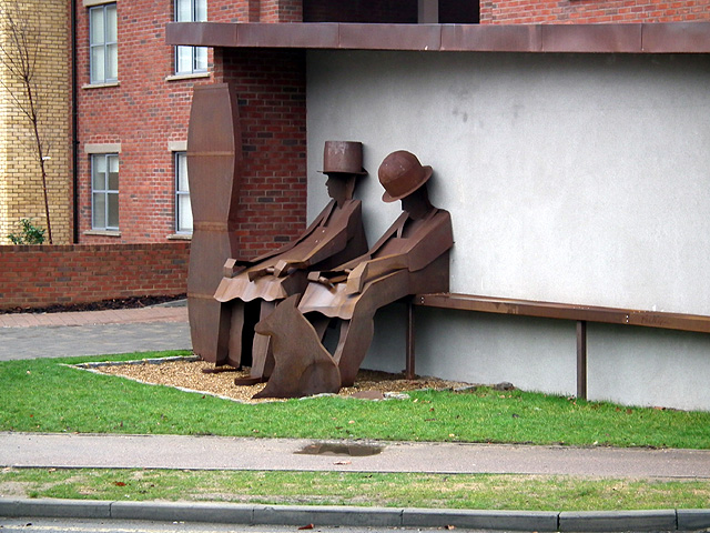 The Coopers Sculpture