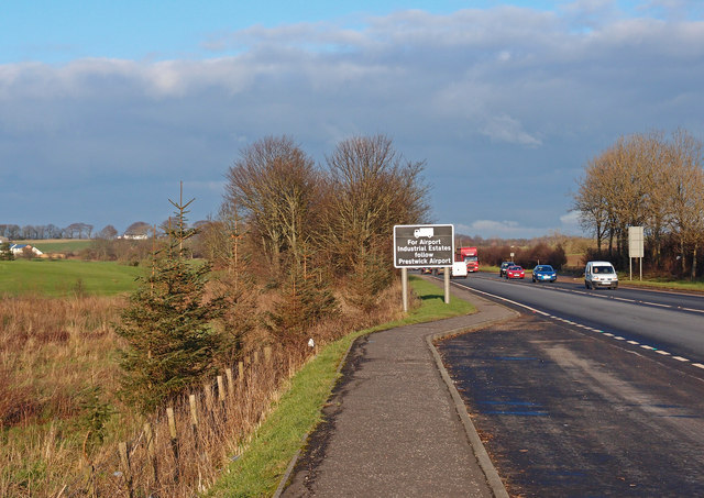 A77 Lay-by, Ayr