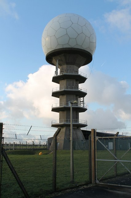 Radar station, Claxby