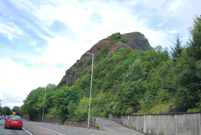 Dumbuck Hill