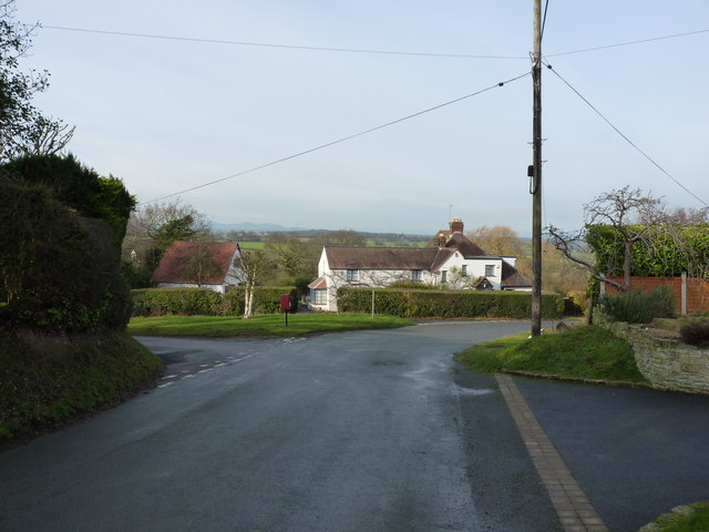 The centre of Lythbank