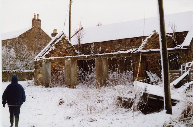 Old Cartshed, Shewington