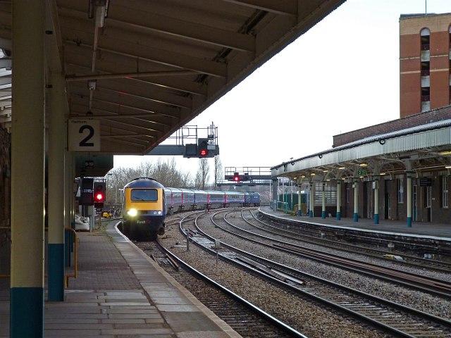 Platform 2, Newport Station