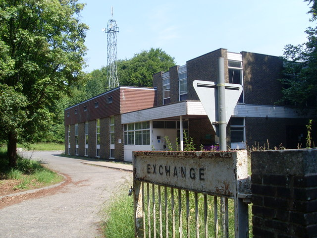 Telephone Exchange, Harestock
