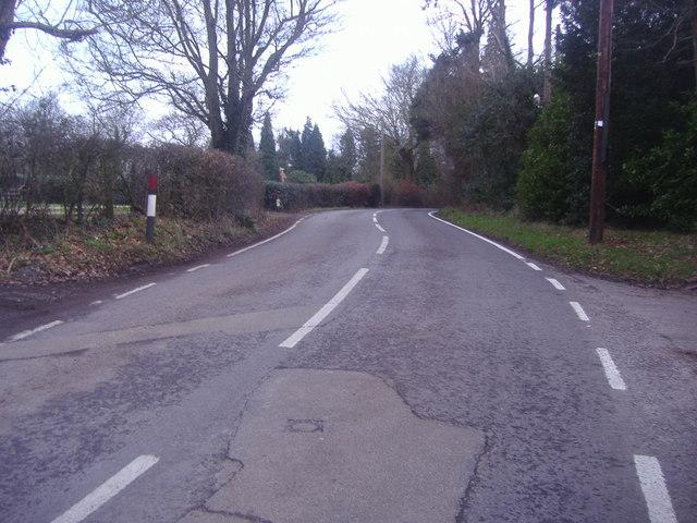 Henfold Lane, Beare Green