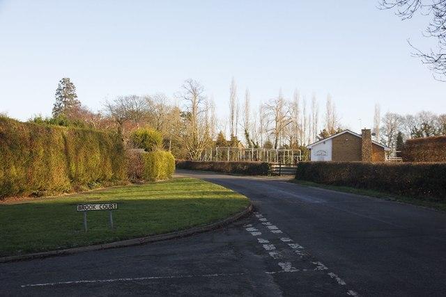 Junction on the Denton Road