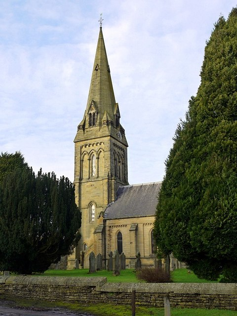 Holy Trinity Church, Matfen