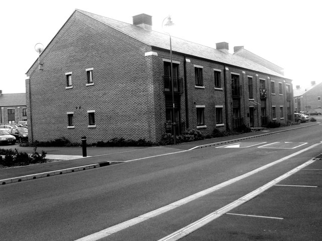 New Estate, Priddy's Hard