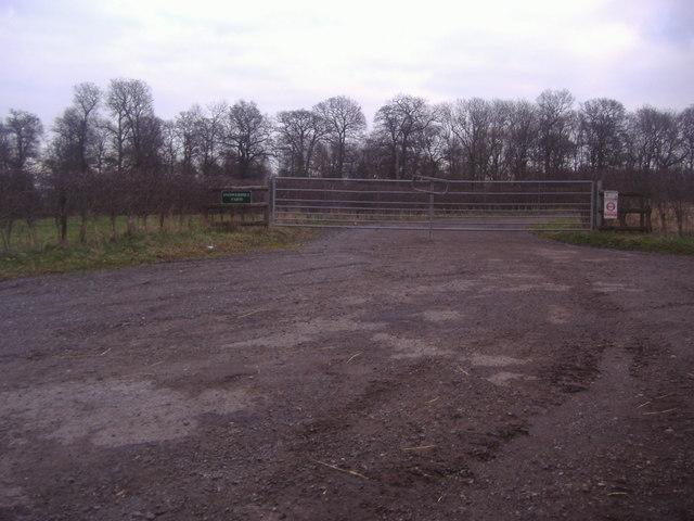 Entrance to Snowerhill Farm, Betchworth