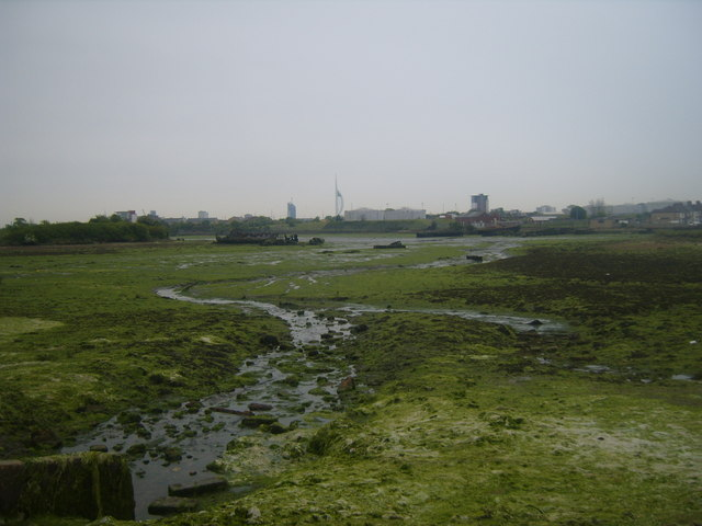 Lake from Grove Rd Fields