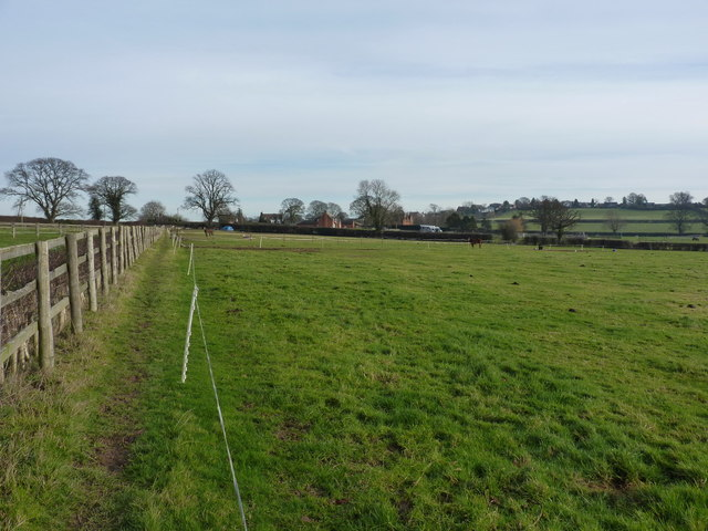Great Lyth from the southwest