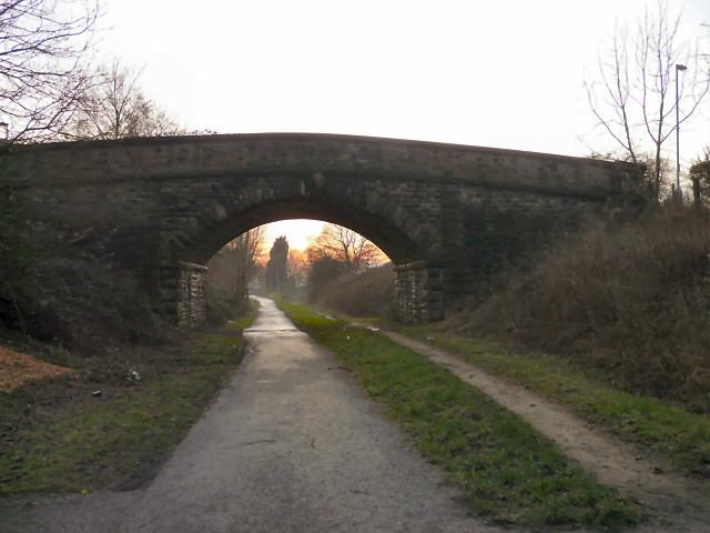 Knott Fold Bridge