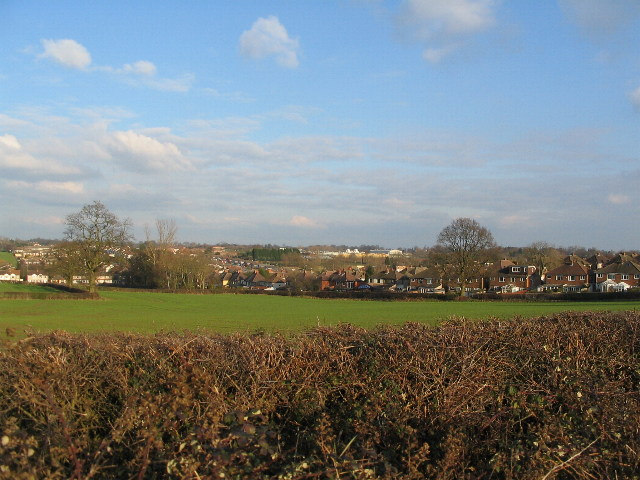 Towards Browns Lane