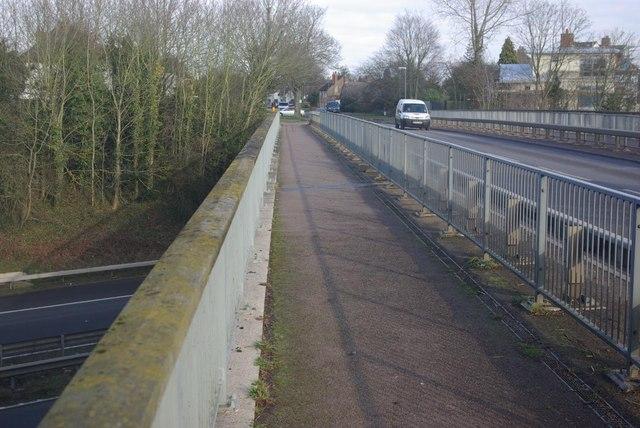 M45 bridge, Dunchurch