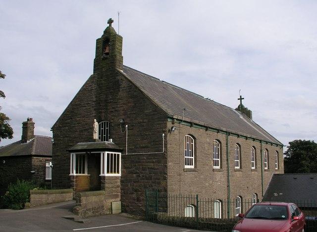 St Joseph Roman Catholic Church Withnell