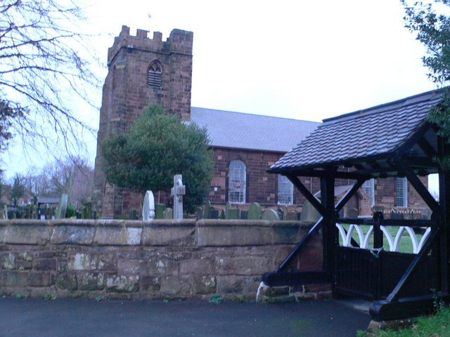 St Mary's Church, Hale