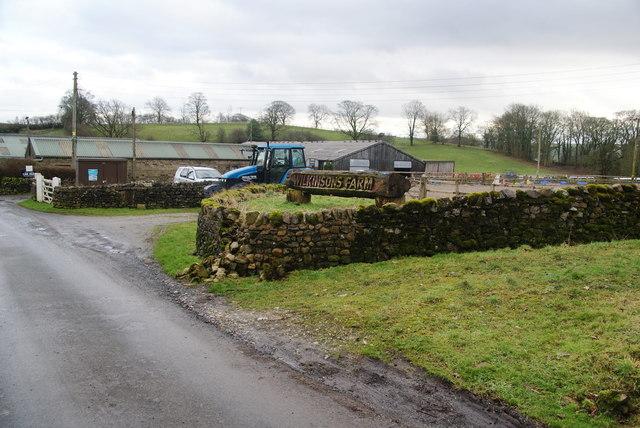 Wilkinson's Farm, East Marton