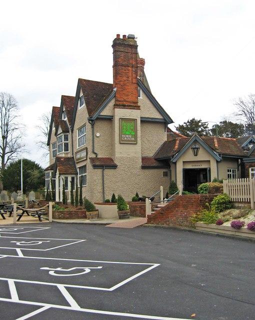 Horse & Groom (4), Epsom Road, Merrow, Guildford